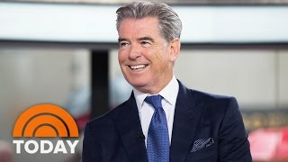 Pierce Brosnan: I Listened To Rick Perry To Nail Texas Accent For 'The Son' | TODAY