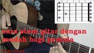 Cara Stem Gitar Dengan Mudah Bagi Pemula