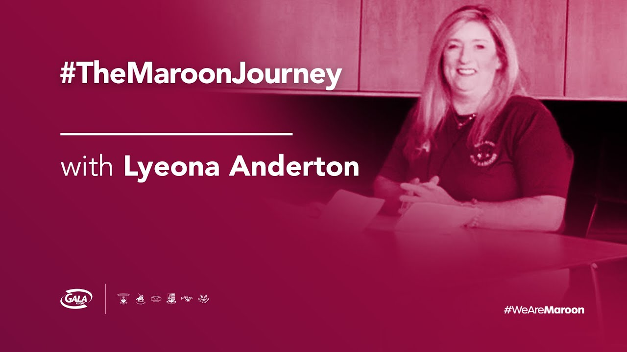 #TheMaroonJourney - EP2 with Lyeona Anderton
