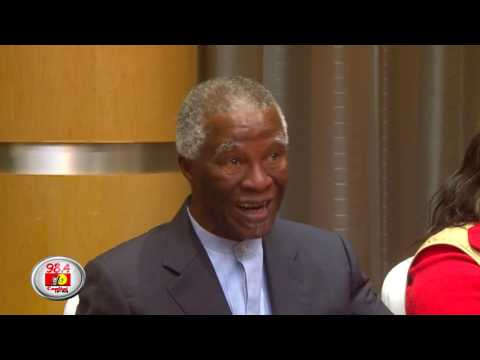 Former South African Tabo Mbeki on Kenyan elections