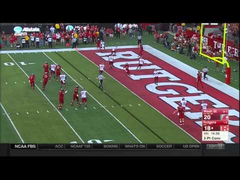 @RFootball Highlights vs. Washington State