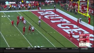 @RFootball Highlights vs. Washington State