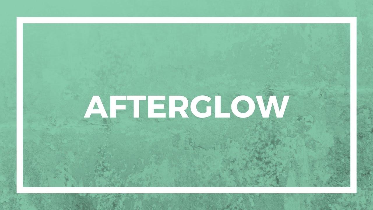 Kevin Presbrey - Afterglow (Original Song)