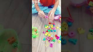 Download Video Heart shape box with wooden beaded puzzle MP3 3GP MP4