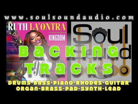 Kingdom - Ruth La'Ontra [Drums, Bass, Piano, Rhodes, Guitar, Organ, Brass, Synths]