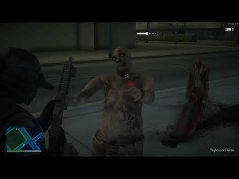GTA SA : Shoulder View Cam Resident Evil Operation Raccoon City