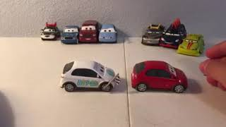 Disney Pixar Cars 2 Haiki diecast review