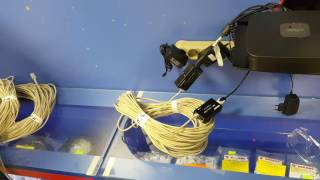 REXANT Удлинитель HDMI-(CAT 5e\CAT 6)-HDMI 17-6906. Быстрый тест.(, 2016-06-07T15:25:47.000Z)
