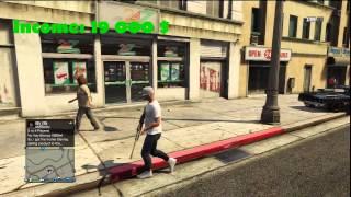 GTA 5 Online Bounty Hunting Montage #2 Sniper Kills Only!