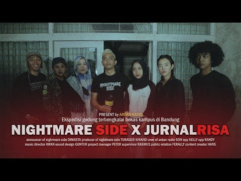 DIUSIR SETAN SAAT EKSPEDISI | Nightmare Side X Jurnal Risa