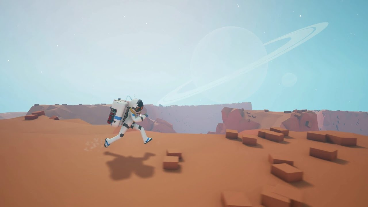 astroneer - official reveal trailer