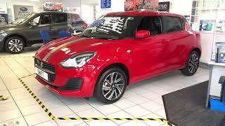 The All-New Suzuki Swift SZ-L (2021) - Colin Appleyard