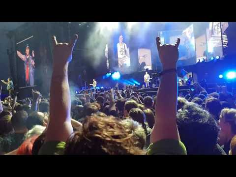 Avenged Sevenfold - M.I.A. @ Download Festival 08/06/2018 #DL2018