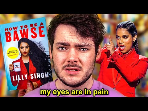 I Read Lilly Singh's Awful Book...