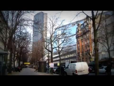 Around the Montparnasse Tower ..Paris
