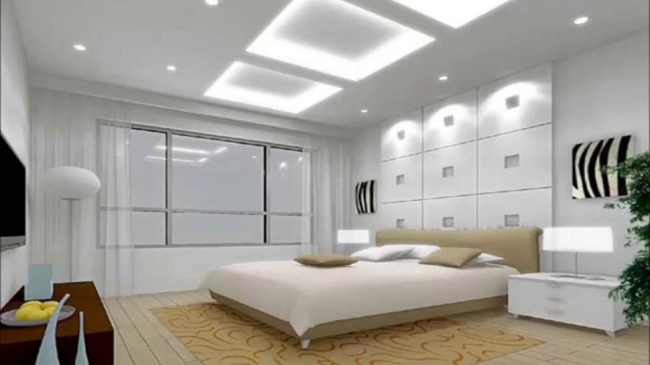 2017 youtube for Modelos de techos en drywall