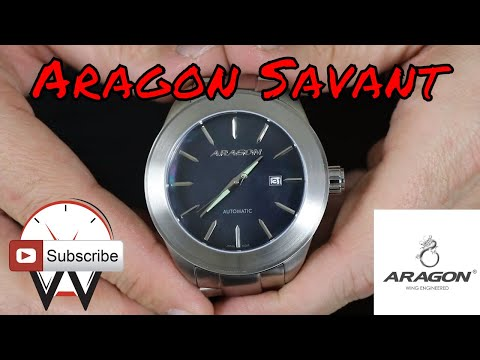Aragon Savant MOP Automatic Watch Review