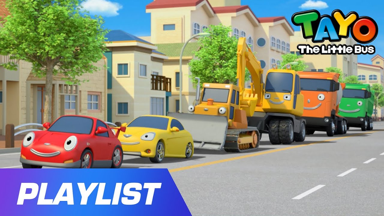 [20min] Play Safe Song with Tayo l Safety Song l Kids Road Safety Song l Tayo Sing Along Special