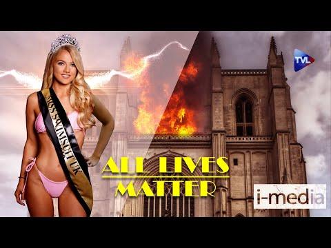 I-Média n°308 - Crime de Lyon et cathédrale en feu