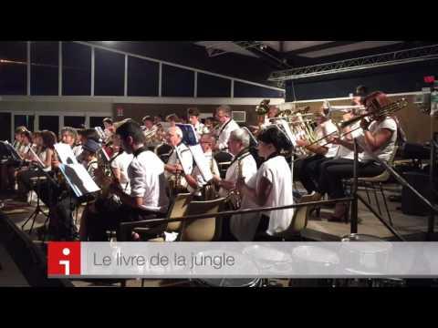 Concert école de musique de Coursan 24 juin 2016