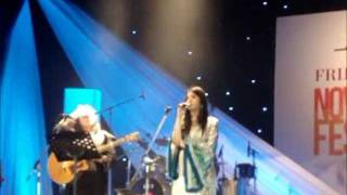 Zeb & Haniya-Paimona Bideh@Hyderabad