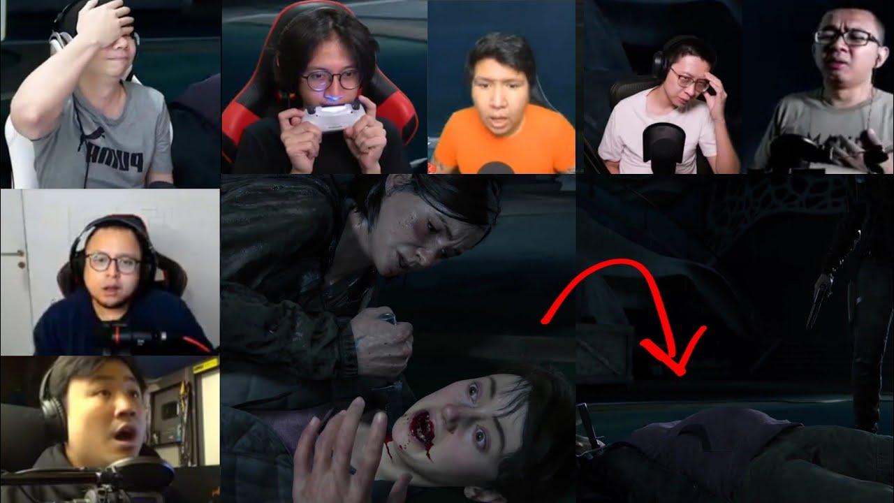Reaksi Menyesal Gamer Bunuh Ibu Hamil (The Last of Us Part II)