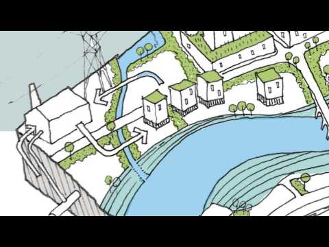 Water sensitive urban design (WSUD) in the UK