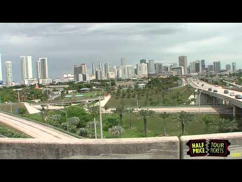 SCENIC CITY TOUR OF MIAMI