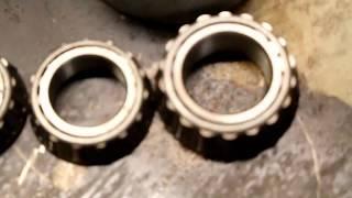 Remplacer joint spy fourche dirt et adaptation ponté (usinage)  partie 1 SCUMMYBRAAP518