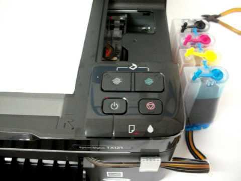 การ Reset Chip epson  t13 tx121 me320 32  masterink