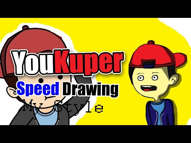 YouKuper - Speed Drawing #3