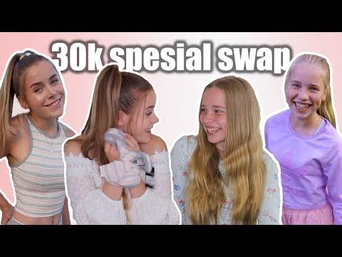 Søstre kjøper klær til hverandre!! kjøpte baby størrelse med uhell! | Mina Jacobsen