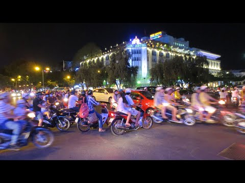 Saigon (Ho Chi Minh City)-Past and Present