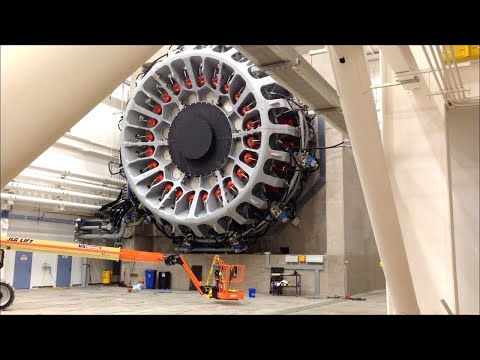 Amazing Biggest Wind Turbine Manufacturing Process. Incredible wind Turbine Production Technology.