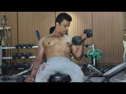 Alternate Incline Dumbbell Curl - How to do this exercise exactly