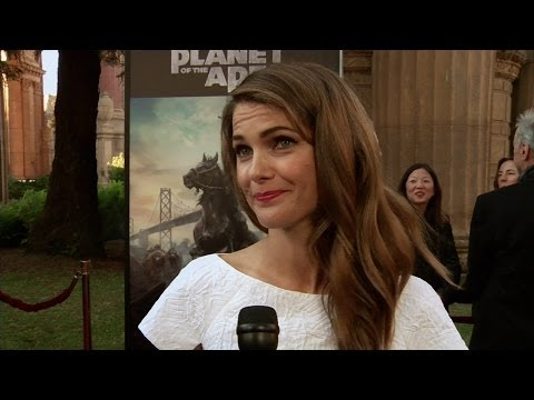 'Dawn of the Planet of the Apes' Premiere