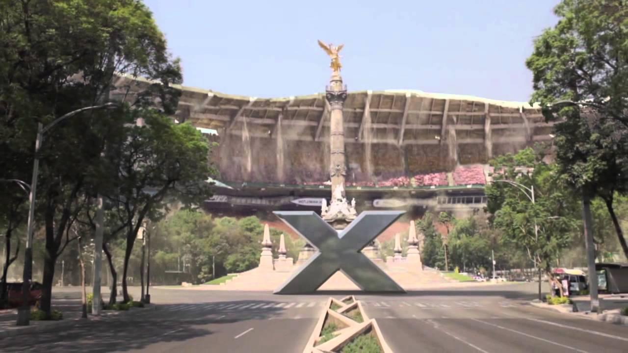 Ataque Mutante en la Ciudad de México XMEN: DÍAS DEL
