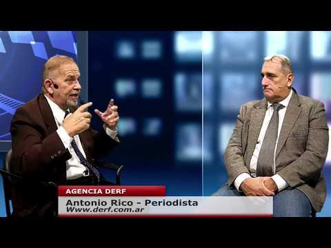 Bonfatti vs Perotti: Se larga la campaña