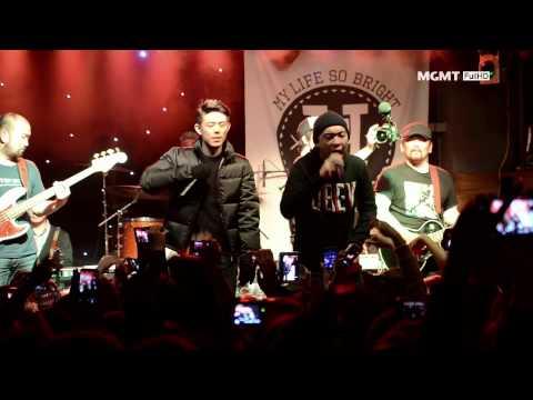 04.Paloalto (feat. Beenzino) - 3호선 매봉역 Live. Veteran2 Concert 2012.