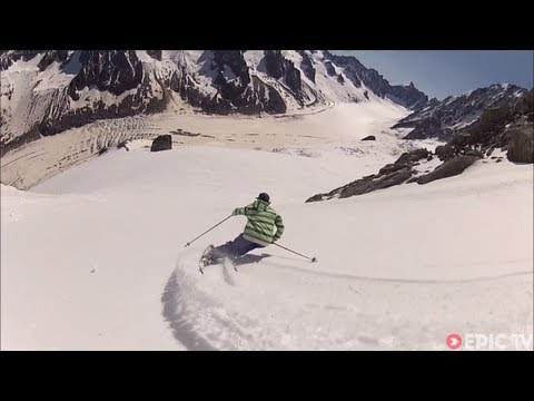 Summer Ski Family at Grands-Montets Opening - Chamonix So Local Ep. 2