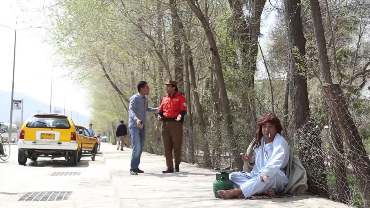 فروش مواد مخدر در بازار - شبکه خنده / Illegal Drugs on Sale  - Shabake Khanda - Episode 14