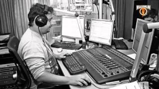 "Группа ""Brainstorm"" в гостях у радио ""MAXIMUM"""