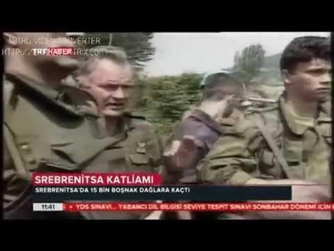 Srebrenitsa Soykırımı 1995 (TRT)
