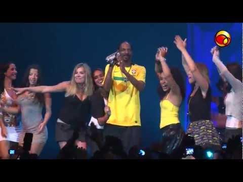Snoop Dogg canta Beautiful no Vivo Rio, Rio de Janeiro