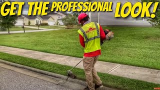 Lawn Edging - LAWN EDGING | MY WAY | WHY | TOOL | DEMONSTRATION