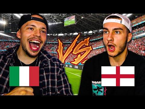 ITALIEN VS ENGLAND EM FINALE FIFA CHALLENGE !!