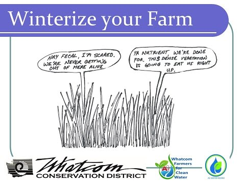 Winterize Your Farm