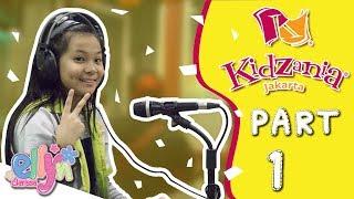 Ellyn Clarissa - KidZania Tour part 1