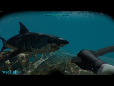 Shark Attack Deathmatch 2 PC 60FPS Gameplay   1080p