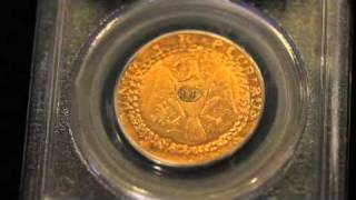 Rare 1787 Brasher Doubloon American Gold Coin Sells For $7.4 Million